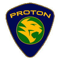 Car window sun screen for Proton