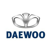 Car window sun screen for Daewoo